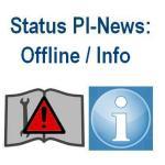 Status PI-News - Offline - Info