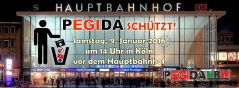 Pegida-NRW Köln 2016-01-01
