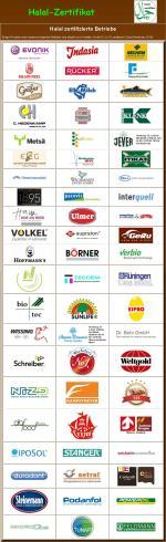 Scharia-/ Islamisierungs-Unternehmen